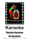 Karaoke repertore Nederlandse artiesten